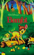Bambi (1942) Dibujos Animados Disney Cartel de Película Print 2