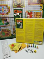 Clue Simpsons Replacement Pieces 2002 Tokens Yellow Die Dice Board Weapons Cards