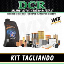 KIT TAGLIANDO DACIA DUSTER 1.5 DCI 90CV 66KW DAL 10/2010 + OLIO IPC 5W30 C4