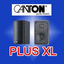 Canton Plus GXL PAARPREIS NEU *schwarz* G - XL
