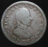 Canada Victoria Nobis Est Half-Penny Token | Tokens | KM Coins