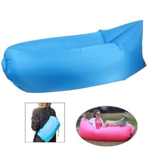 [HOT] Lazy Air Bag couch Fast Inflatable Sofa For Beach Camping outdoor lounger