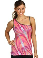 New PrAna Yoga Athletic Tank Etta Top Melon Arch Shirt Womens S Sale Groovy Pink