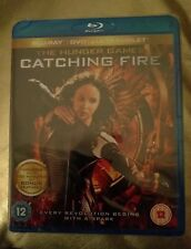 The Hunger Games - Catching Fire (Blu-ray and DVD Combo, 2-Disc Set) sealed