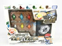 Takara Tomy Pokemon Sun & Moon Pokemon Nintendo 4ds Beads & Z-Ring Set Toys