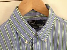 AWESOME RALPH LAUREN SHORT SLEEVED SHIRT Size Small  22 Inch Pit To Pit