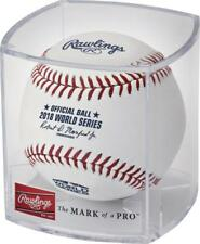 Rawlings 2018 World Series MLB Official Game Baseball - Cubed