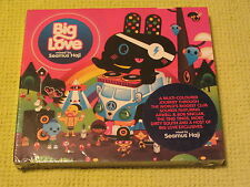 Big Love mixed by Seamus Haji 2 CD Album Dance House ft moby Shapeshifters