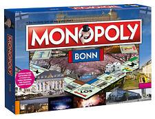 Monopoly Bonn Stadtedition Stadt Edition Spiel Brettspiel Gesellschaftsspiel NEU