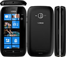 Original Nokia Lumia 710 - 8GB - Black (Unlocked) Windows Smartphone GSM Wifi