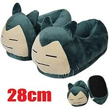 Pokemon Snorlax Stuffed Plush Heel Cover Slipper Home Decoration Adult Shoes