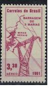 Brazilië mi 996 (1961) x - mh - plakker