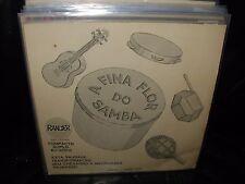 "A FINA FLOR DO samba ( latin ) 7""/45 picture sleeve ep"