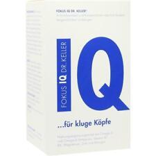 FOKUS IQ Dr.Keller Kapseln 120 St PZN 2051875