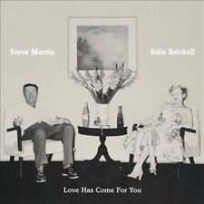 Love Has Come for You by Edie Brickell/Steve Martin (Vinyl, Apr-2013, Rounder)