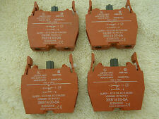 SIEMENS 3SB1400-0A Contact block (Pack of 4)