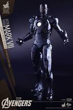 Hot Toys Iron Man Mark VII STEALTH Sideshow Exclusive Avengers Ultron Sealed/New