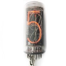 SOVIET BIGGIE NIXIE NEON IN-18 DIGIT TUBE NOS