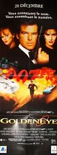 Affiche 60x160cm GOLDENEYE /007 - JAMES BOND (1995) Pierce Brosnan NEUVE