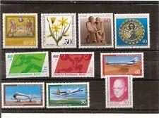 N°512-lot de 10 timbres Allemagne -neufs -sans trace de charnière-très bon état