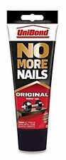 More details for unibind no more nails 234g original indoor use bonds wood metal stone