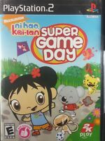 Ni Hao, Kai-lan Super Game Day Sony PlayStation 2 PS2 New