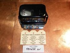 NOS! Voltage Regulator 6V 35 Amp 1946-1949 Chrysler Dodge Desoto Plymouth 580635