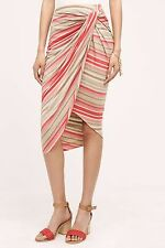 NWT Sz M Anthropologie Isala Wrap Skirt by Bailey 44 Size Medium