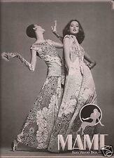 70's Leo Narducci 3-Page Fashion Promotion -  Pat Cleveland & Apollonia 1974