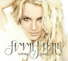 BRITNEY SPEARS / FEMME FATALE - DELUXE EDITION * NEW DIGIPACK CD 2011 * NEU *