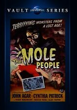 The Mole People 1956 (Dvd) John Agar, Cynthia Patrick, Hugh Beaumont - New!