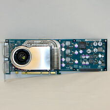 PowerMac Mac G5 NVIDIA GeForce 6800 Ultra DDL 256MB DVI/DVI AGP Pro Video Card