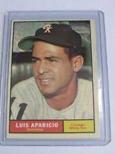 1961 Topps Luis Aparicio #440 BC#44 TN