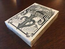 David Blaine Split Spades SILVER edition deck playing cards RARE magic