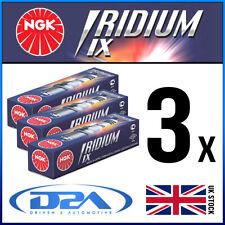 3x NGK DCR7EIX (3605) Iridium IX Spark Plug *Wholesale Price SALE*