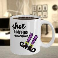 Halloween Mug Lover Mug Friend Mug Gift For Friend Novelty Shoe Mug Novelty