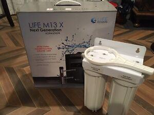 Life Next Gen Ionizer M13X Series Alkaline Ionized Water Filtration System NEW