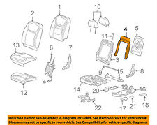 Chevrolet GM OEM 06-13 Impala Driver Seat-Seat Back Panel Right 88995141