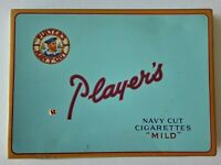 "Player's Navy Cut Cigarettes ""Mild"" Tin Case, Imperial Tobacco, Montreal"
