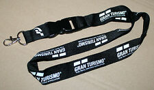 Gran Turismo The Real Driving Simulator rare promo Lanyard from Gamescom 2016