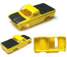 1974 Aurora AFX G+ DATSUN BAJA PICK UP Test Shot HO Slot Car BODY Unfinished A++