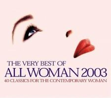All Woman 2003-The very best of | 2 CD | Avril Lavigne, Appleton, All Saints,...