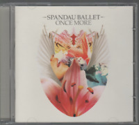 Spandau Ballet Once More Cd Album