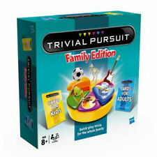 Trivial Pursuit Family Edition Board Game from Hasbro Gaming 73013
