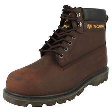 Unisex Truka Steel Toe Cap Safety Boots 'WL02'