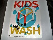 Kleinkinder Kinder Bobbycar Bobby Car Waschhalle Waschstraße Dreirad Laufrad