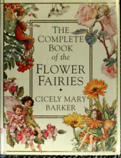 Garden Flowers Fairy Tales Story Myth Legend Fables Fantasy Children Barker Book