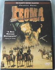 US-DVD Keoma (2001) The Spaghetti Western Collection Guter Zustand