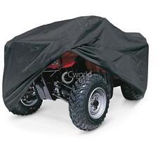 XXXL Black ATV Quad Cover Fits Honda Foreman Rubicon TRX 250 400 420 500