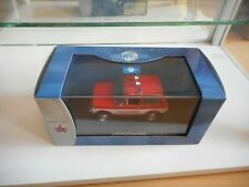 IST Models Lada Niva Feuerwehr in Red on 1:43 in Box